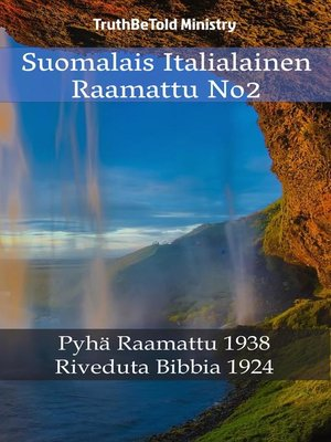 cover image of Suomalais Italialainen Raamattu No2