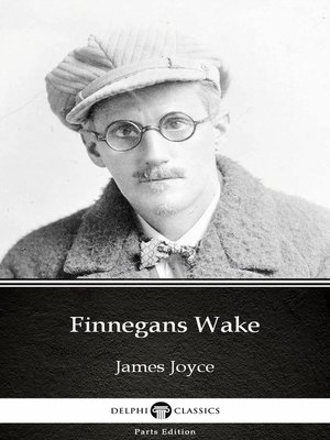 cover image of Finnegans Wake by James Joyce (Illustrated)