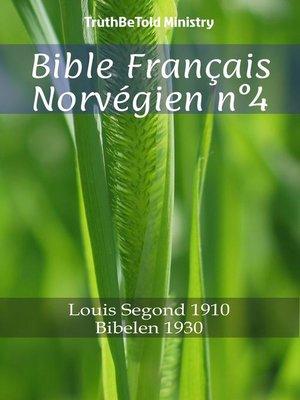 cover image of Bible Français Norvégien n°4