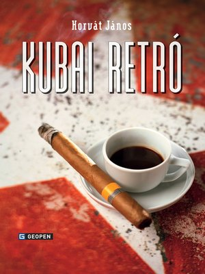 cover image of Kubai retró