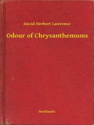 cover image of Odour of Chrysanthemums