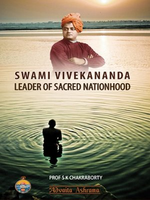 cover image of Swami Vivekananda : Leader of Sacred Nationhood