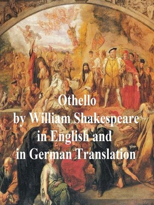 cover image of Othello, Bilingual Edition (English with line numbers and German translation)