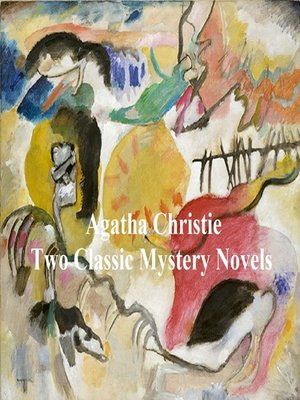 cover image of Agatha Christie: two classic mysteries in a single file