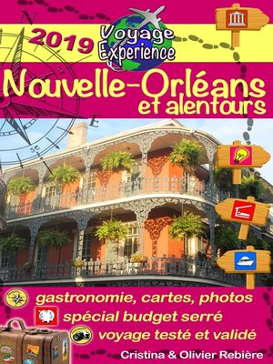cover image of eGuide Voyage: Nouvelle-Orléans
