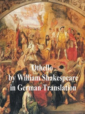 cover image of Othello der Mohr von Venedig, Othello in German translation