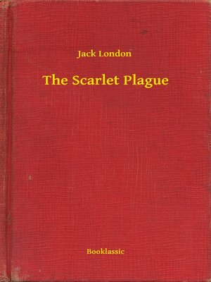 cover image of The Scarlet Plague