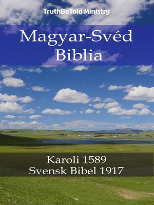 cover image of Magyar-Svéd Biblia