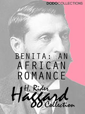 cover image of Benita: an African Romance