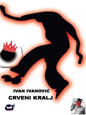 cover image of Crveni kralj