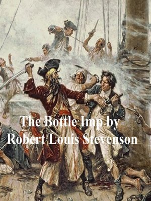 cover image of The Bottle Imp