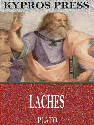 cover image of Laches