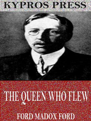 cover image of The Queen Who Flew