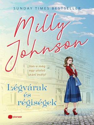 cover image of Légvárak és régiségek
