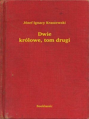 cover image of Dwie królowe, tom drugi
