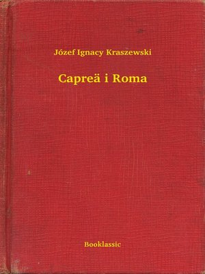 cover image of Capreä i Roma
