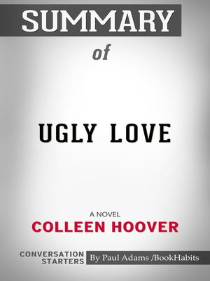 cover image of Summary of Ugly Love
