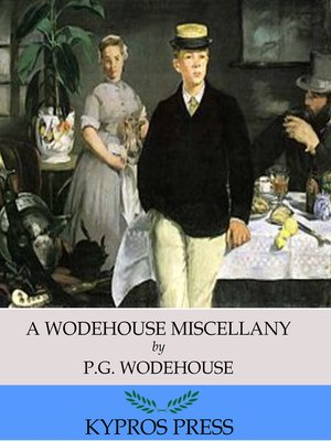 cover image of A Wodehouse Miscellany: Articles & Stories