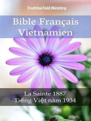 cover image of Bible Français Vietnamien