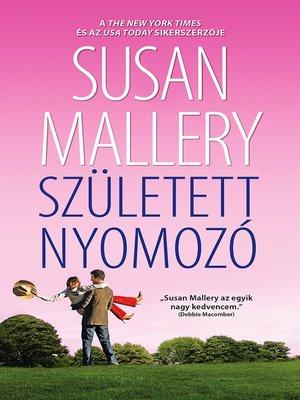 cover image of Született nyomozó