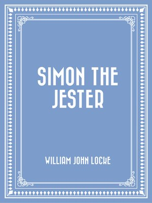 cover image of Simon the Jester