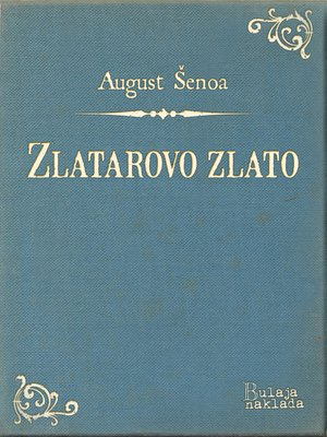 cover image of Zlatarovo zlato