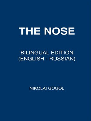 cover image of The Nose