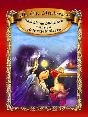 cover image of Das kleine Mädchen mit den Schwefelhölzern