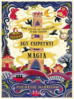 cover image of Egy csipetnyi mágia