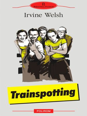 cover image of Trainspotting