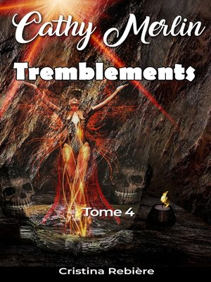 cover image of Cathy Merlin - 4. Tremblements…