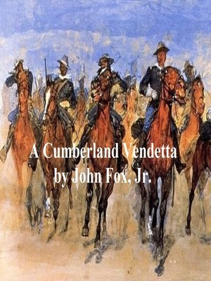 cover image of Cumberland Vendetta