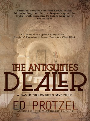 cover image of The Antiquities Dealer