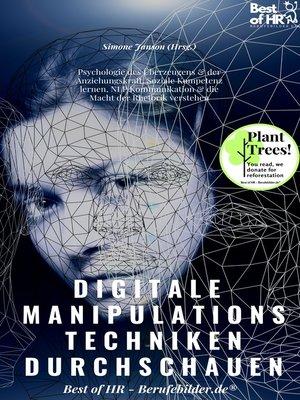 cover image of Digitale Manipulationstechniken durchschauen