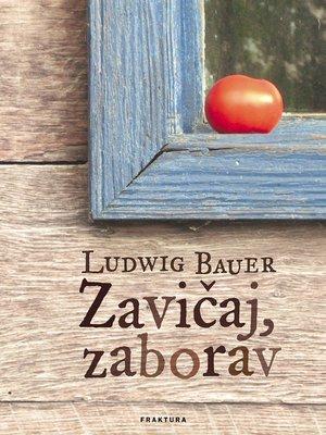 cover image of Zavičaj, zaborav