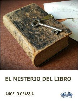 cover image of El Misterio Del Libro