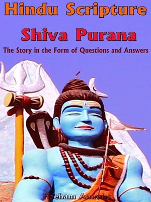cover image of Hindu Scripture Shiva Purana