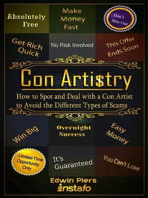 cover image of Con Artistry