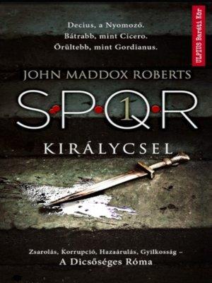 cover image of Királycsel
