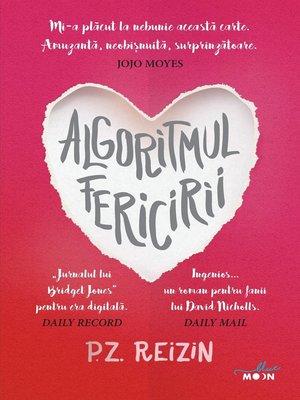cover image of Algoritmul fericirii