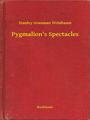 cover image of Pygmalion's Spectacles