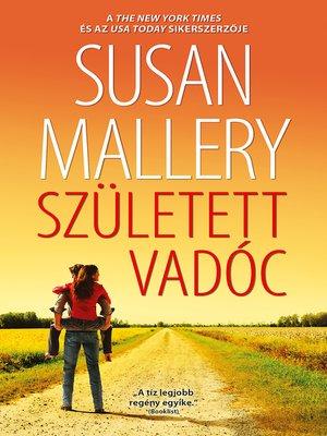 cover image of Született vadóc (A csodálatos Titan lányok 3.)