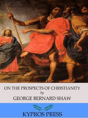 cover image of On the Prospects of Christianity