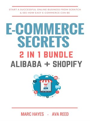 cover image of E-Commerce Secrets 2 in 1 Bundle
