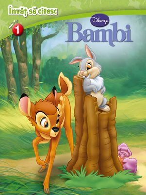 cover image of Invat sa citesc. Nivelul 1. BAMBI