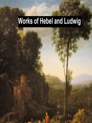 cover image of Works of Hebbel and Ludwig