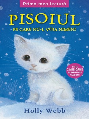cover image of Pisoiul pe care nu-l voia nimeni