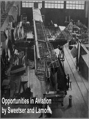 cover image of Opportunities in Aviation