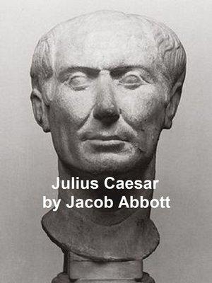 cover image of History of Julius Caesar