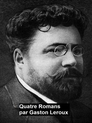 cover image of Quatre Romans
